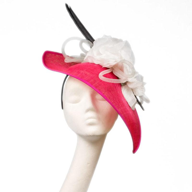 leaf sweep hat by wendy louise designs