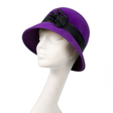 classic cloche hat by wendy louise designs