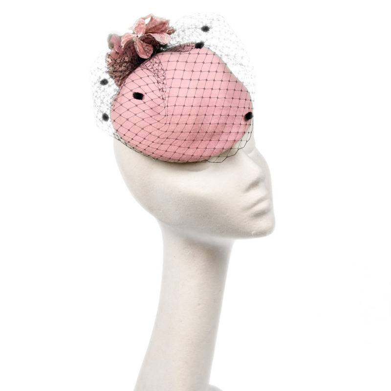 french fancy pill box hat by wendy louise designs