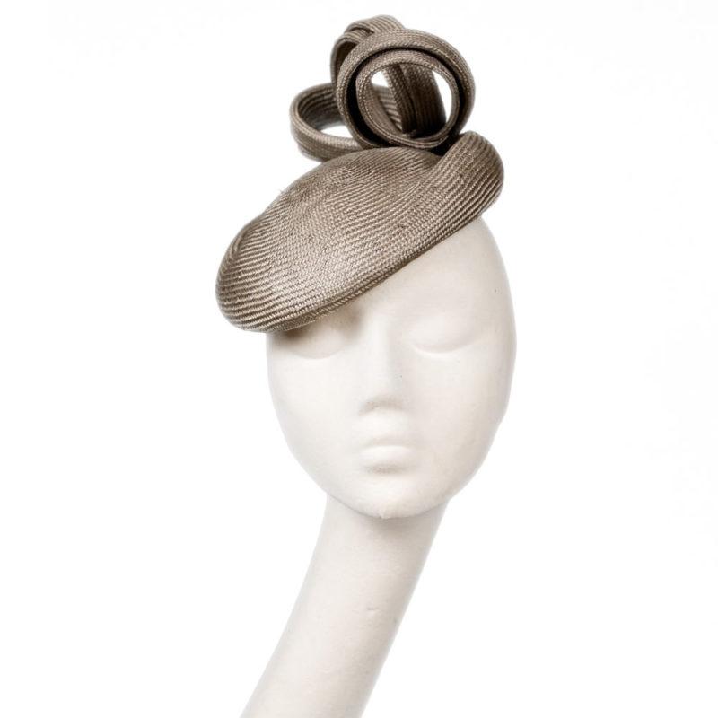 Kate pill box parasisal hat by wendy louise designs
