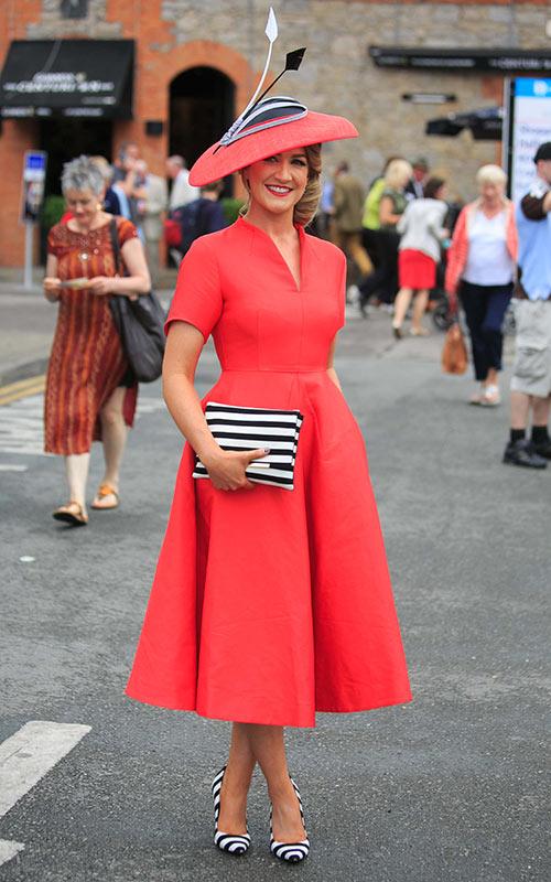 Best dressed Dublin Horse Show 2016 | Wendy Louise Designs