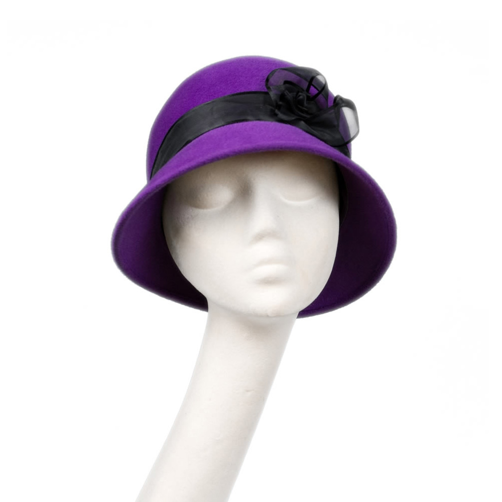 Classic Cloche   Wendy Louise Designs