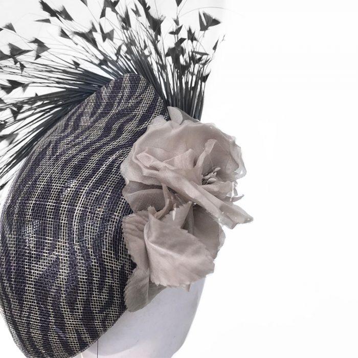Zebra Statement Pill Box | Wendy Louise Designs