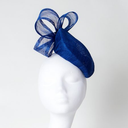 Blue Bow Shell | Wendy Louise Designs