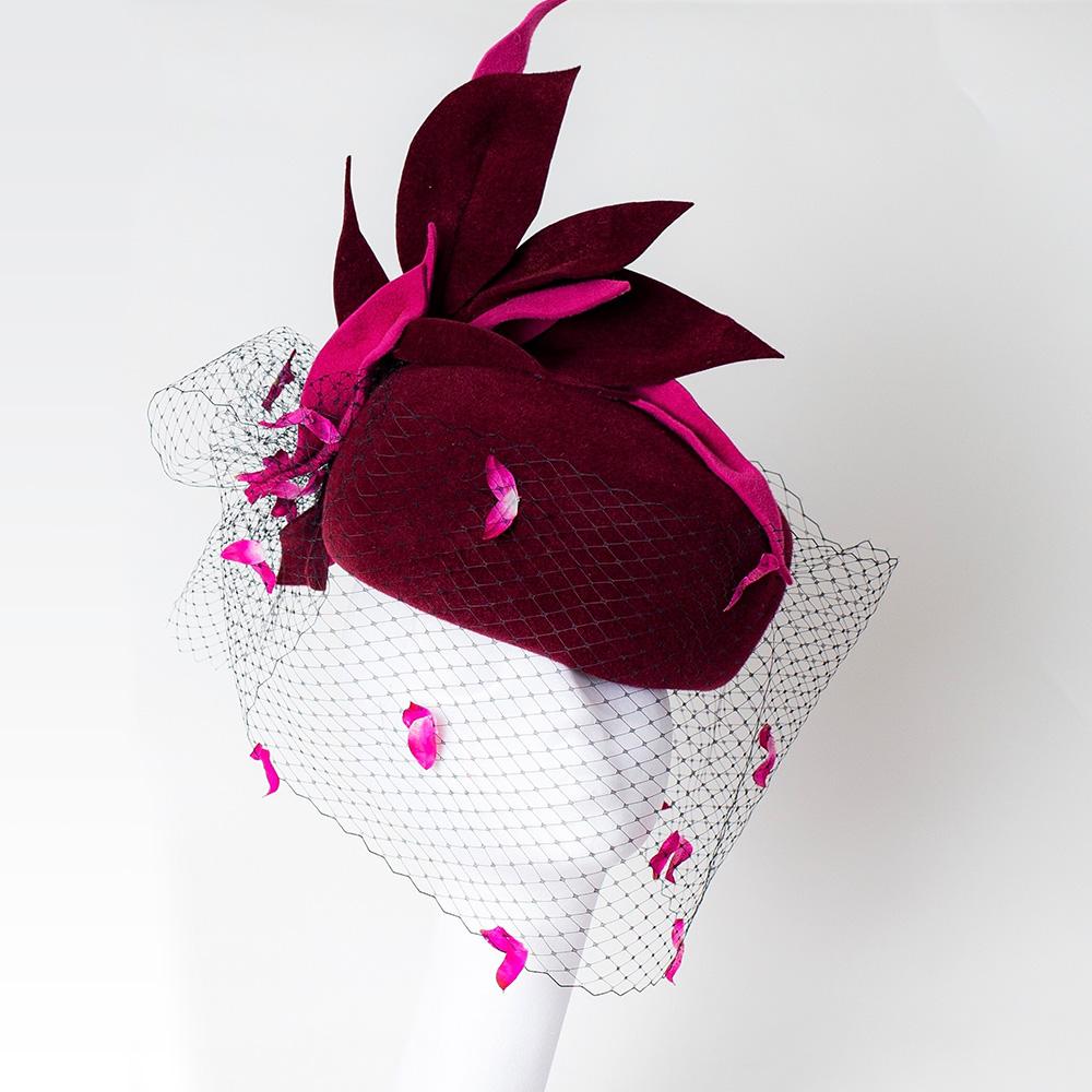 Felt Jackie O | Wendy Louise Designs