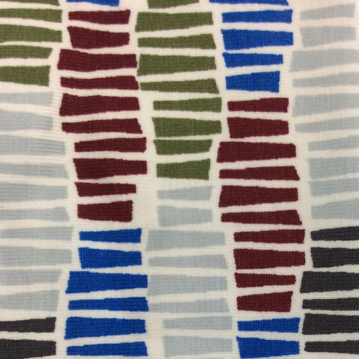 Line Blue Pattern | Wendy Louise Designs