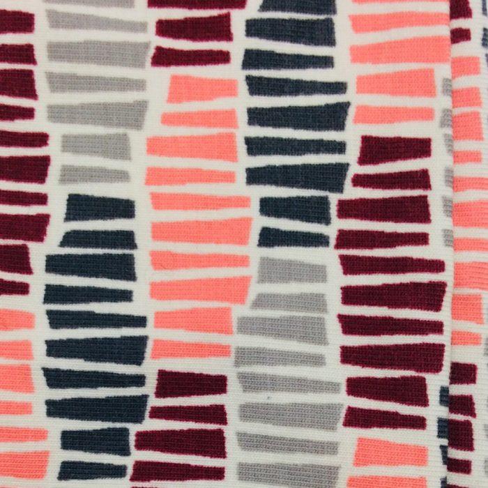 Line Pink Pattern | Wendy Louise Designs