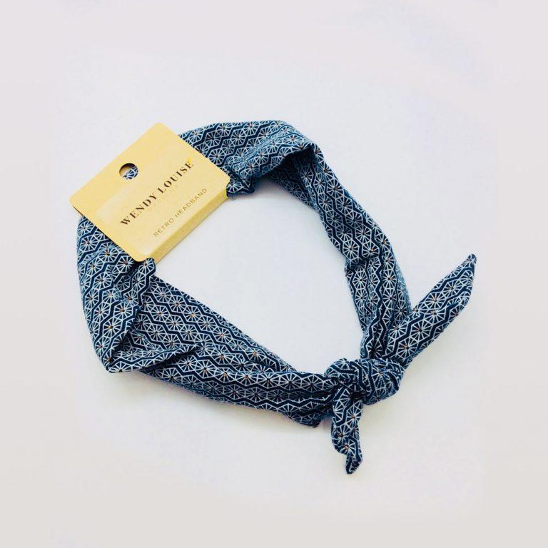 Pinwheel Blue | Wendy Louise Designs