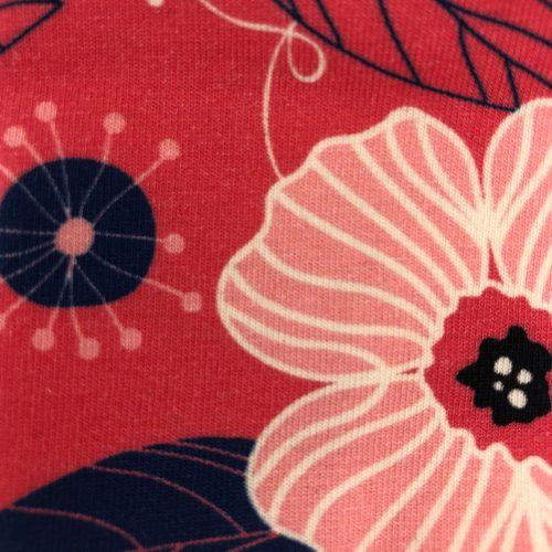 Coral Navy Pattern   Wendy Louise Designs