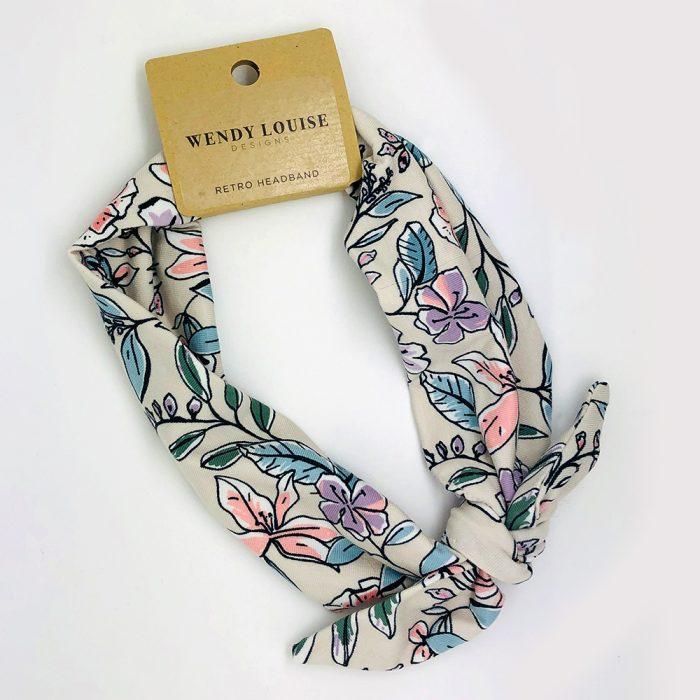 Floral Grey | Wendy Louise Designs