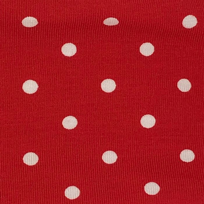 Red Spot - Pattern | Wendy Louise Designs