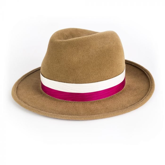 Fedora Khaki | Wendy Louise Designs