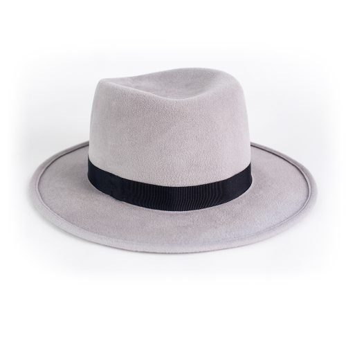Homburg - Grey | Wendy Louise Designs