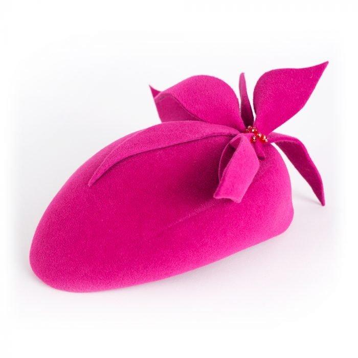Kate Pill Box Magenta   Wendy Louise Designs