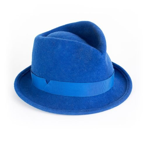 Trilby Blue | Wendy Louise Designs