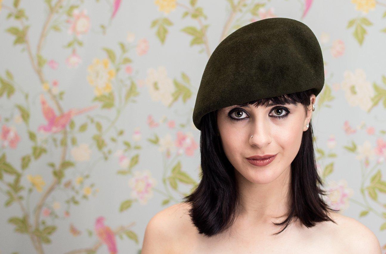 Bespoke Hat Design | Wendy Louise Designs