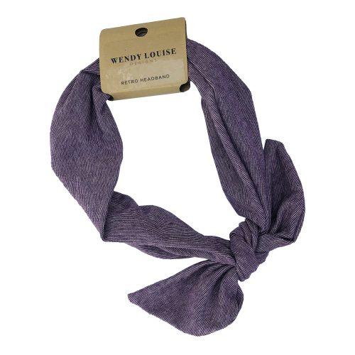 Fine Line Purple | Wendy Louise Designs