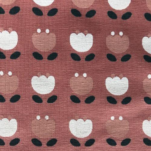 Snowdrops Pink - Pattern | Wendy Louise Designs