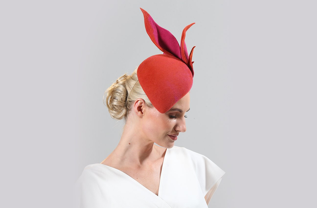 CIFD Fashion Show 2021 06 | Wendy Louise Designs | Millinery